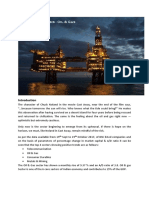 Oil&Gas Sector Analysis