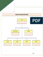 Struktur Organisasi Tim k3 Proyek