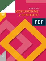 (Varios) Igualdád De Oportunidades Y Feminismo.pdf