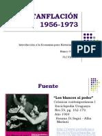 La Estanflación en Uruguay. 1958-1965.