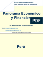 Panorama Economico y Financiero