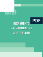 Incremento Patrimonial No Justificado