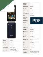 specificatii telefoane