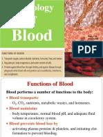 5. Unit Five - Blood