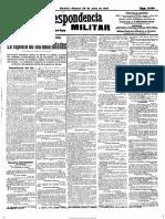 La Correspondencia Militar. 28-7-1914, n.º 11.196