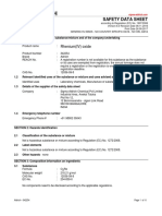Rhenium IV Oxide Use
