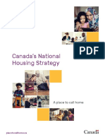 Canada National Housing Strategy