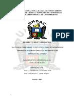 Informe Final de Proyecto de Investigacion