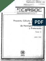 Cirsoc 201 - Tomo II