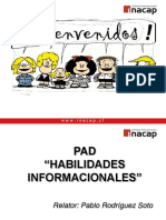 PPT Pad Habilidades Informacionales