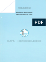Mapa Hidrogeológico