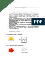 labo 2 quimica