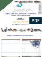 Capitulo 13 Curso Acustica 2017 UNFV Acustica Del Plancton MGT