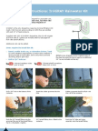 JWSUSA Irrigray Gravity Installation Instructions