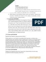 Kunci Jawaban Bab 9 Teori Akuntansi Suwardjono