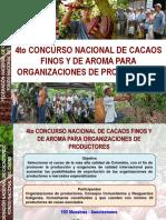 7 Resultados Muestras Del Concurso Cacao de Oro-Nubia Martinez-Fedecacao