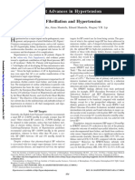 Atrial Fibrillation and Hypertension