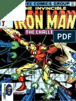 Homem de Ferro v1 #134