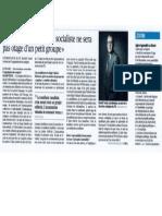 Le Figaro - Interview Du 23 Novembre 2017