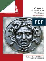 Meineck - Classical Mythology