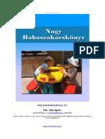 Babaszakácskönyv