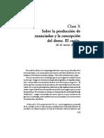 Deleuze Gilles - Derrames X- Entre El Capitalismo La Y Esquizofrenia