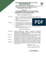 009.f Sk Pj Tindaklanjut Pelaporan Kesalahan Pemberian Obat Dan Knc