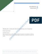 a.Mediación y Solución de Controversias en el Sistema Internacional.pdf