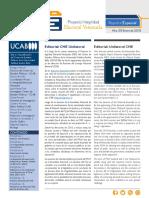 Boletín Nª 5 Proyecto Integridad Electoral Venezuela