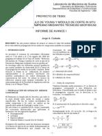 Medicion Del Modulo de Young 898989