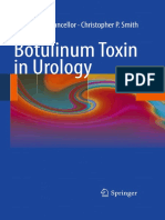 Botulinum Treatment in Urology