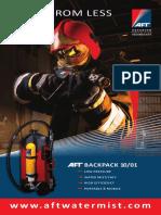 AFT Backpack 10-01