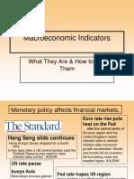 Exec MacroeconomicIndicators
