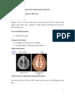 Magnetic Resonance Imaging BY BHERU LAL