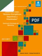 Seminario Estrategia -Caso Bebidas Energéticas-
