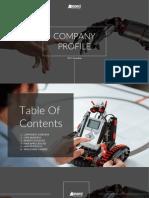 Dronyx Company Profile