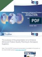 APQP Workshop