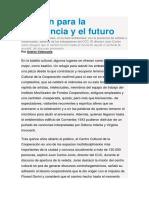 Bastión Para La Resistencia y El Futuro