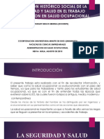 Evolución Histórico Social de La Seguridad y Salud en El Trabajo Diapositivasdayana