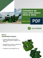 Pp17 Colhedora Cana 3520 3522 Operacao Ajustes Motor