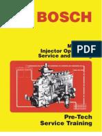 Bosch- Injector Operation
