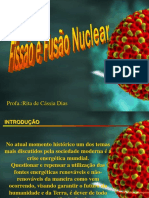 Fissao e Fusao Nuclear