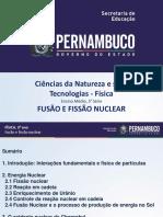 Fusão e Fissão Nuclear
