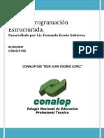 Antologia Programación Estructurada-new