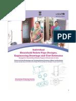 Gramalaya Toilet Models and Cost Estimates