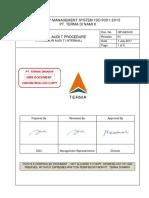 1. QP-GEN-03 Prosedur Internal Audit