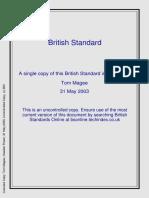 Bs 1723-3-Methods for Ndt Brazing