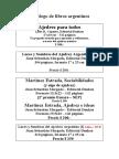 Libros Argentinos 2