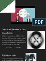 nucleic acids   dna - rosalind franklin
