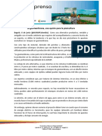 229- La Geomembrana, Una Opcion Para La Piscicultura
